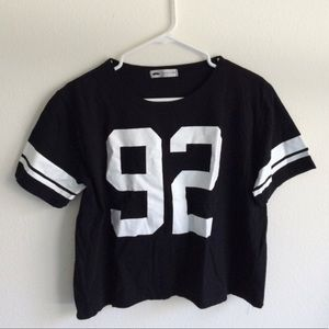 Tops - Cropped '92 tee